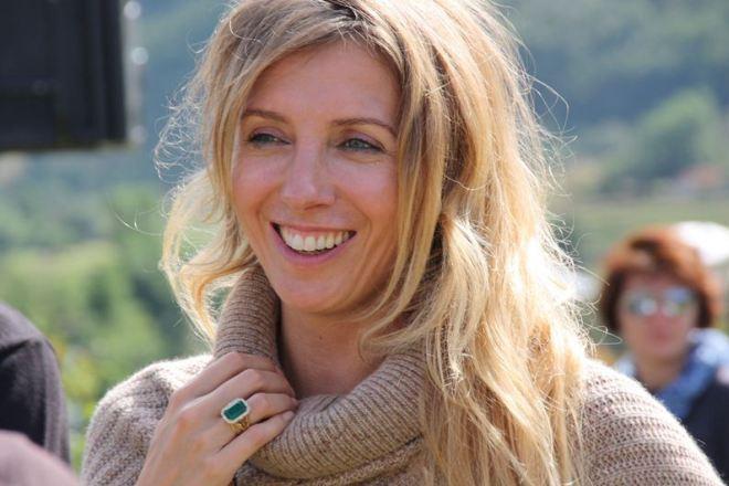 Светлана Бондарчук шокировала откровенным фото в одних трусиках