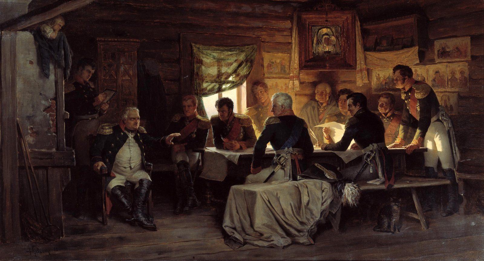 Алексей Ермолов - великий полководец, воспетый поэтами