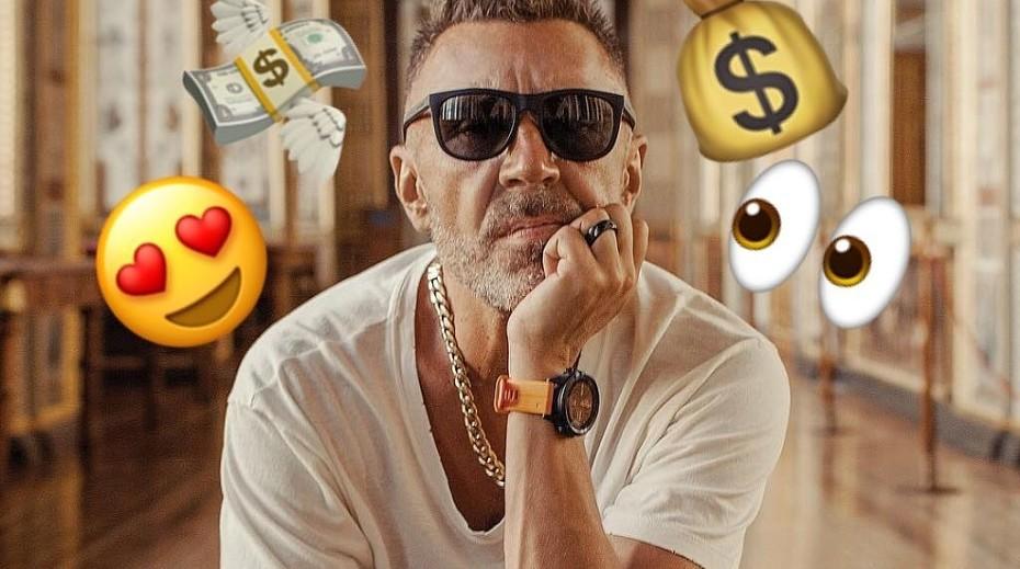 Названы самые богатые российские звезды в 2018 году