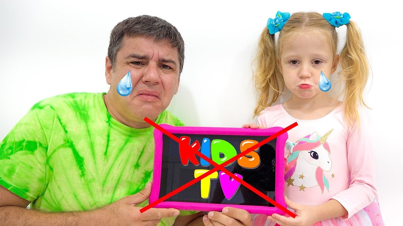 Настя Лайк (Like Nastya): блоггер для детей