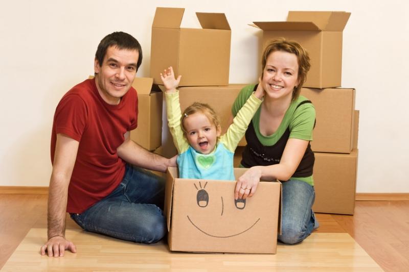 Можно ли продать квартиру с прописанным в ней человеком, несовершеннолетним ребенком