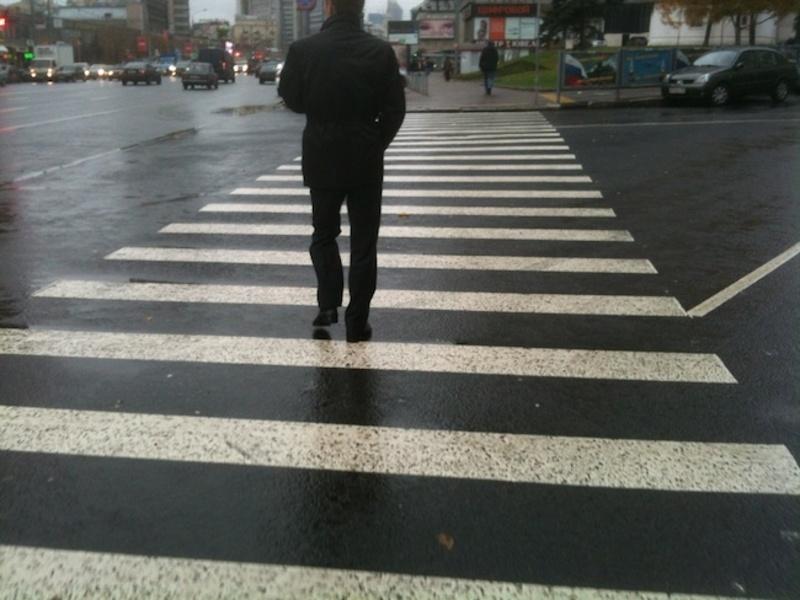 Наезд на пешехода на проезжей части ответственность 2019