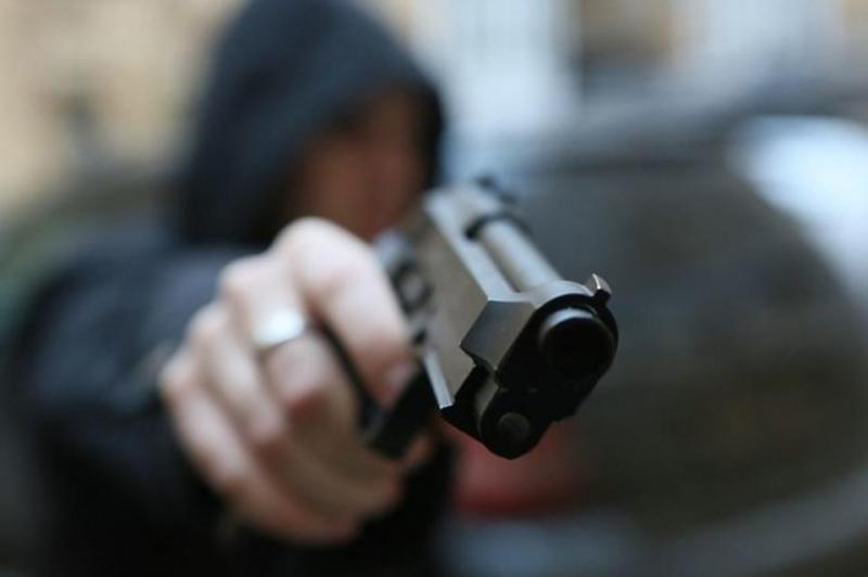 Разбой с применением оружия