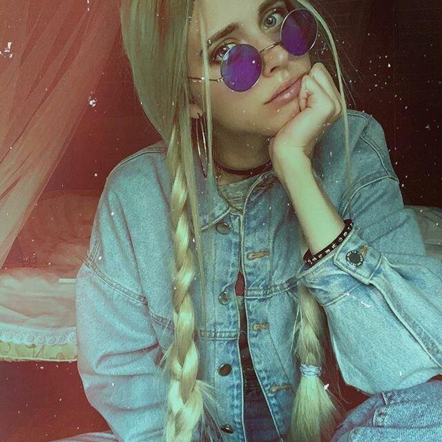 Веселая блогерша - Настя Кош