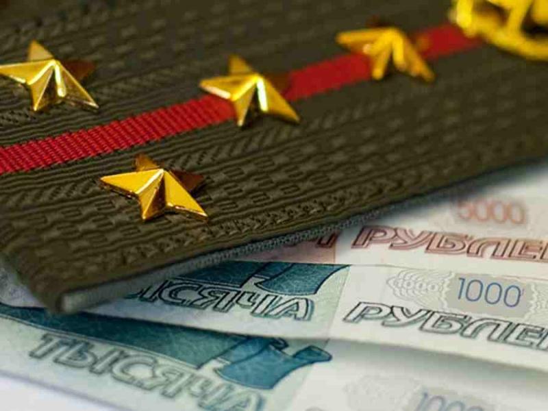Выход военнослужащих на пенсию по выслуге лет