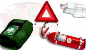 Аптечка и огнетушитель по пдд: требования и штрафы за отсутствие — юридические советы