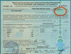жилищный сертификат для военнослужащих