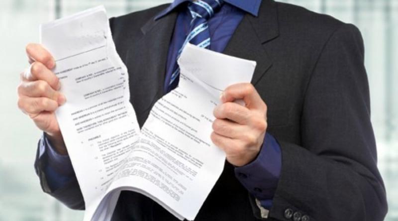 Как расторгнуть кредитный договор с банком{q}