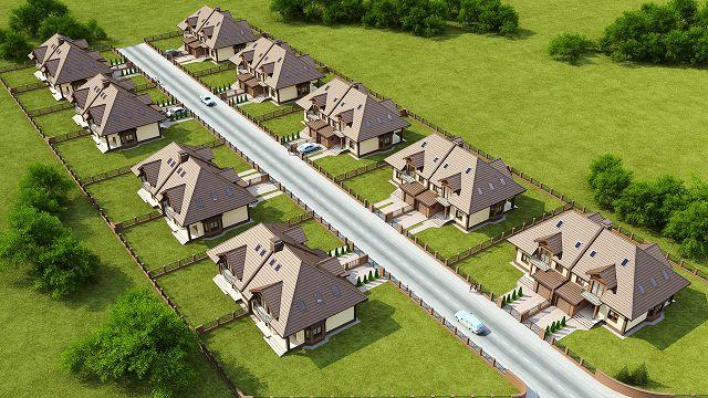 Как влияет СНиП на расстояние между частными домами