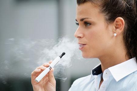 Где нельзя курить электронные сигареты