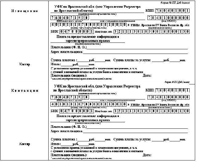 госпошлина на регистрацию дома на земельном участке
